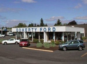 Doherty Ford Body Shop