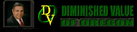 DIMINISHED VALUE OF OREGON™ | Oregon Auto Appraisers  •  Car Appraisals • Portland • Beaverton • Hillsboro • Tigard • Gresham • Salem • Vancouver Washington