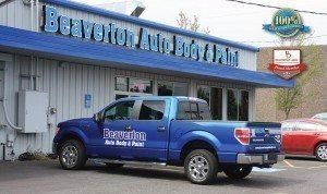 Beaverton Auto Body and Paint