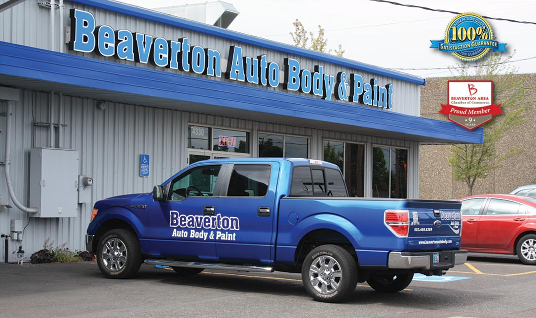 Beaverton Auto Body and Paint
