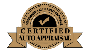 Oregon Diminished Value Appraisal Report